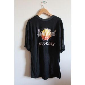 (319) 283 VTG 1990s Grunge Hard Rock Café Shirt